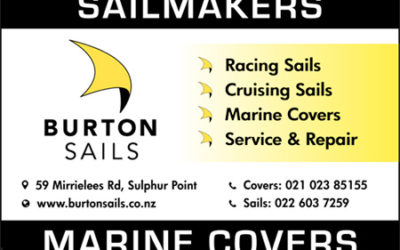 Burton Sails Sponsor